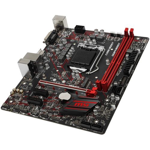 MSI H310M Gaming Plus - Socket 1151 - DDR4 - M-ATX