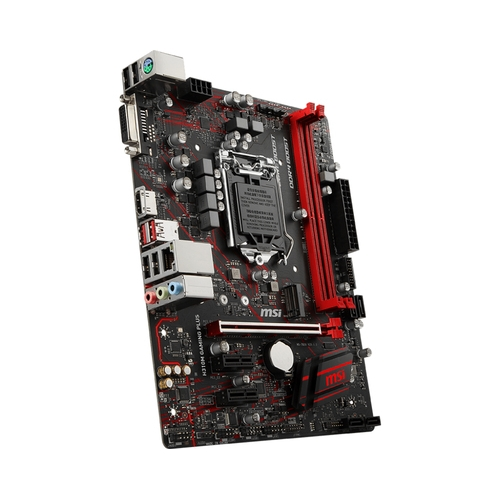 MSI H310M Gaming Plus - Socket 1151 - DDR4 - M-ATX
