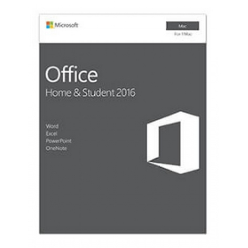 MICROSOFT Office Home and Student 2016 pour Mac