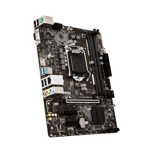 MSI H310M PRO-VH - Socket 1151 - DDR4 - M-ATX