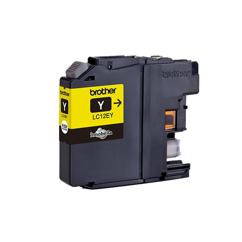 BROTHER Cartouche LC125XLY - Jaune