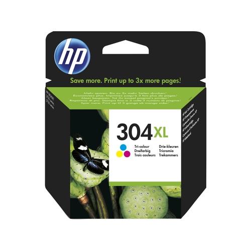 HP cartouche 304XL Couleur