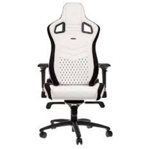 NOBLECHAIRS Epic Gaming Chair - Blanc/Black