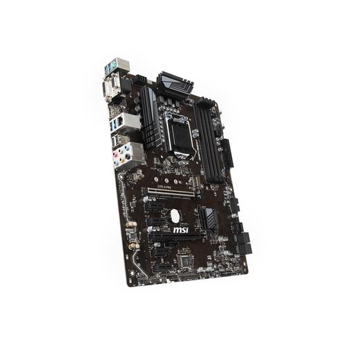 MSI Z370-A-PRO - Socket 1151 - DDR4 - ATX