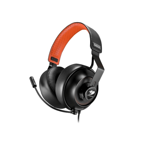 COUGAR Casque/micro Phontum - Mini Jack