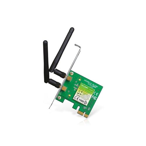 TP-LINK TL-WN881ND Carte réseau PCI-e 1X Wi-Fi 802.11n