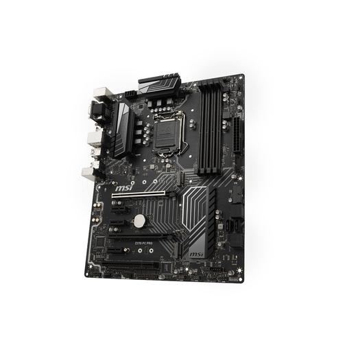 MSI Z370 PC PRO - Socket 1151 - DDR4 - ATX