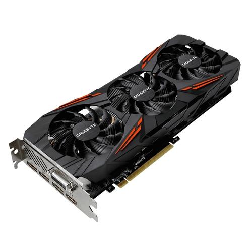 GIGABYTE Nvidia GeForce GTX1070-Ti 8Go - 3xDP HDMI DVI