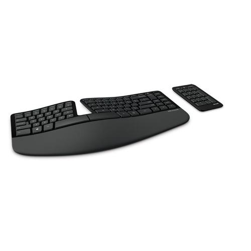 Microsoft clavier sans fil Sculpt Ergonomic