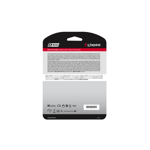 Kingston SSD 480Go SATA