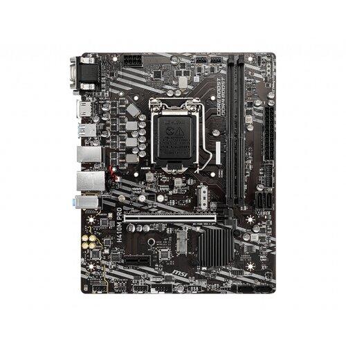 MSI H410M PRO LGA1200 MATX DDR4 M.2
