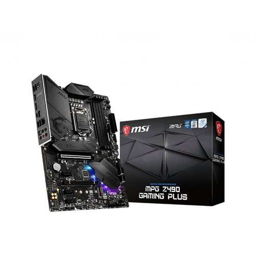 MSI Z490 Gaming Plus LGA1200 DDR4 ATX