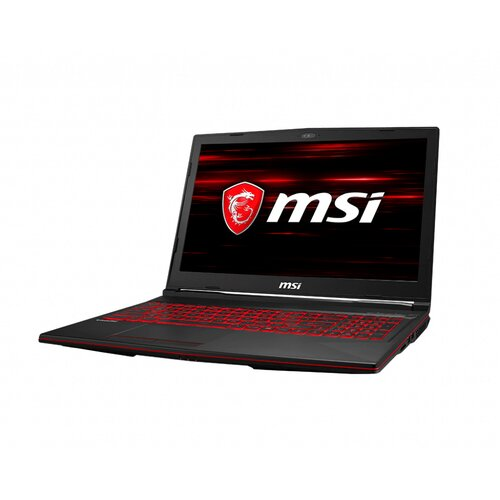 MSI GL63 8SD-462FR Core i7 8750H/16Go/256SSD/1To HDD/ 15.6'' 120hz/ GTX1660Ti 6G