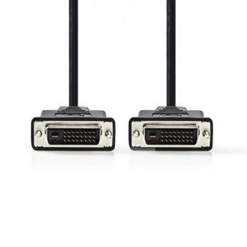 Nedis Câble DVI-D (M-M) 2.00m