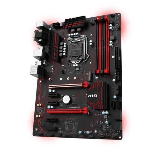 MSI Z270 GAMING PLUS - Socket 1151 - DDR4 - ATX