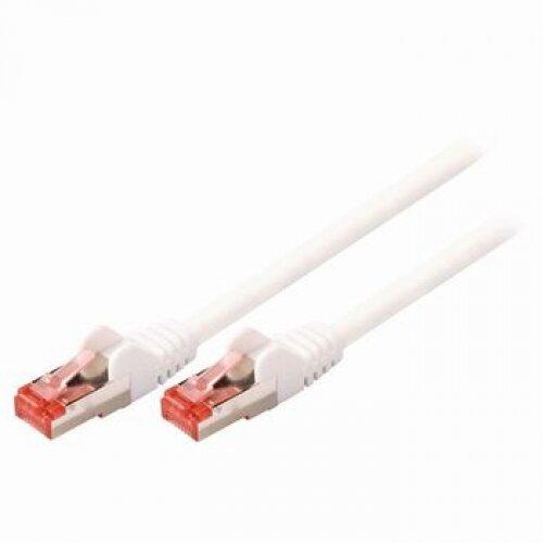 Nedis Câble réseau cat6 S/FTP RJ45 (M-M) 3.00m Blanc