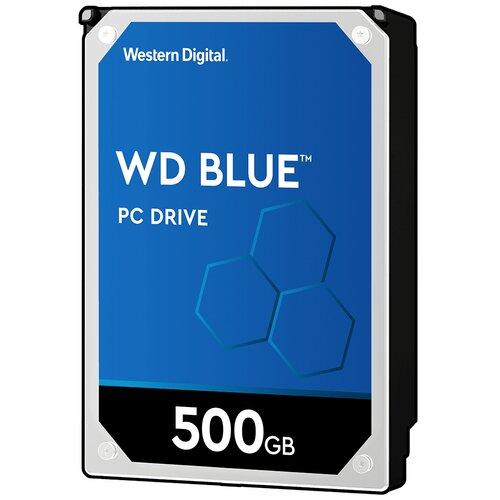 WD WD5000LQVX 2.5'' SATA 500Go 6Gb/s