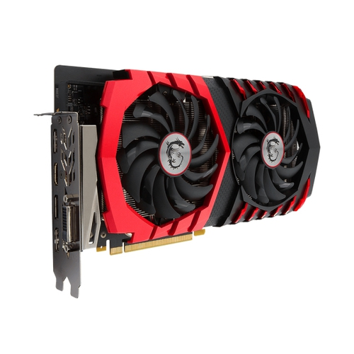 MSI Nvidia GeForce GTX1060 Gaming X 3G - 3Go - PCI-e 16X - HDMI DVI 3xDP