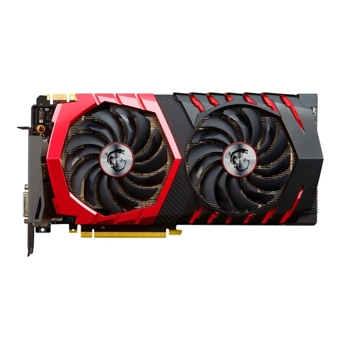 MSI Nvidia GeForce GTX1070 Gaming X 8G - 8Go - PCI-e 16X - HDMI DVI 3xDP