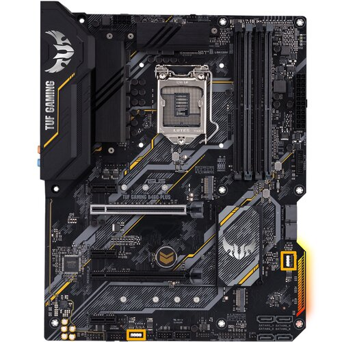 ASUS TUF GAMING B460-PLUS LGA1200 DDR4 ATX