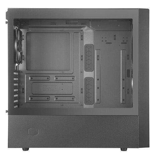 Cooler Master NR600 Black ATX Tempered Glass Panel