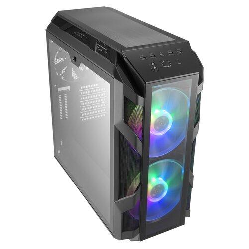 Cooler Master Boîtier MasterCase H500M ATX ARGB