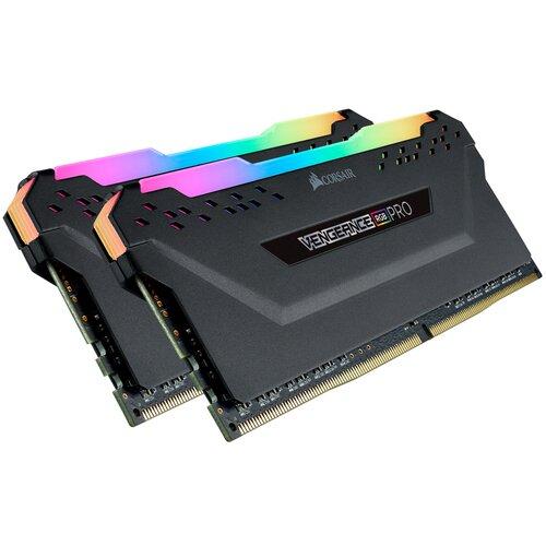 Corsair Mémoires Dimm DDR4 Vengeance Pro RGB 16Go (2x8o) 3600Mhz RGB