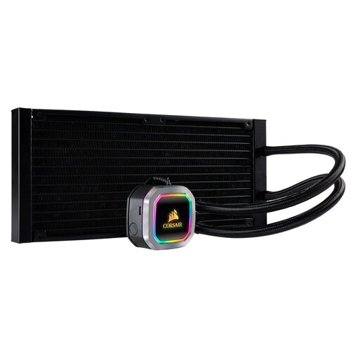 CORSAIR H115i Platinum RGB 2x140mm