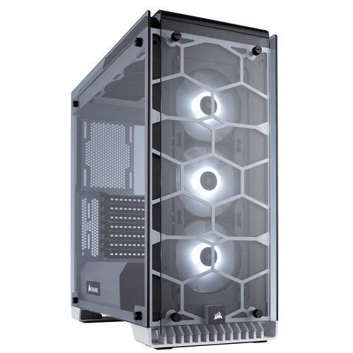 Corsair Boîtier Crystal 570X RGB  verre trempé