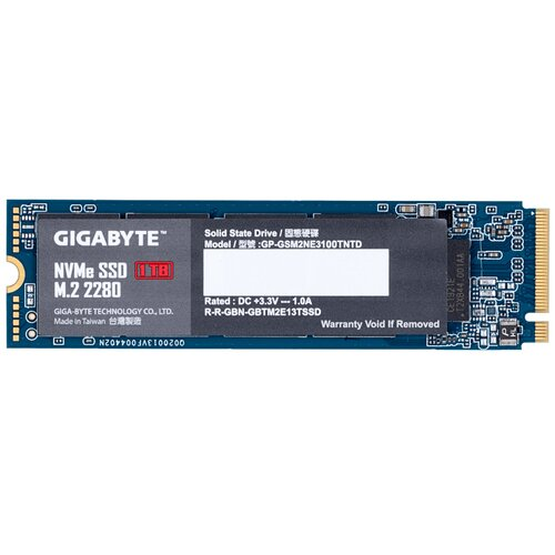 Gigabyte SSD m.2 Nvme 1To 2500Mo/s