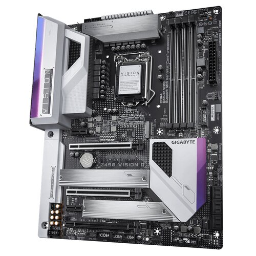 Gigagyte Z490 Vision G LGA1200 ATX DDR4
