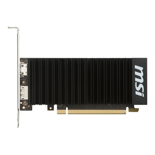 MSI Nvidia GeForce GT1030 2GH LP OC - 2Go - PCI-e 16X - HDMI DP