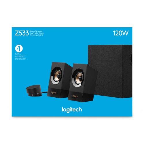 Logitech Kit d'enceintes Z533 60W RMS
