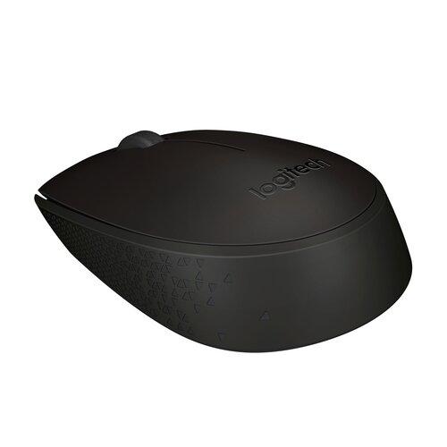 Logitech Souris sans fil B170 Black