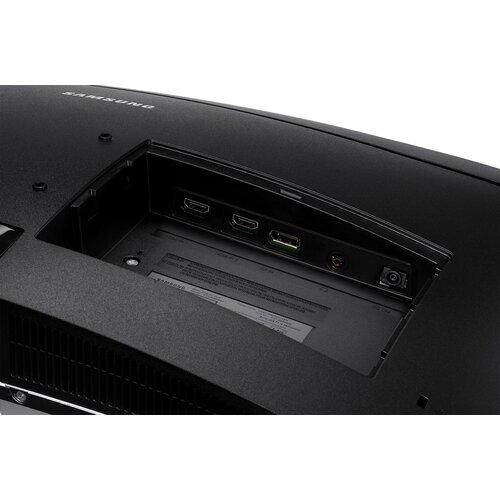 Samsung Ecran C27JG52 27'' QHD 1440p 144Hz Incurvé VA