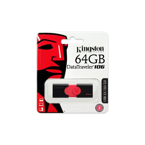 Kingston DT106/64GB USB 3.1 64Go