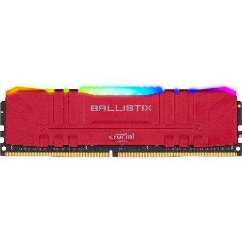 Crucial Dimm DDR4 32Go (2x16Go) 3600Mhz RGB Red