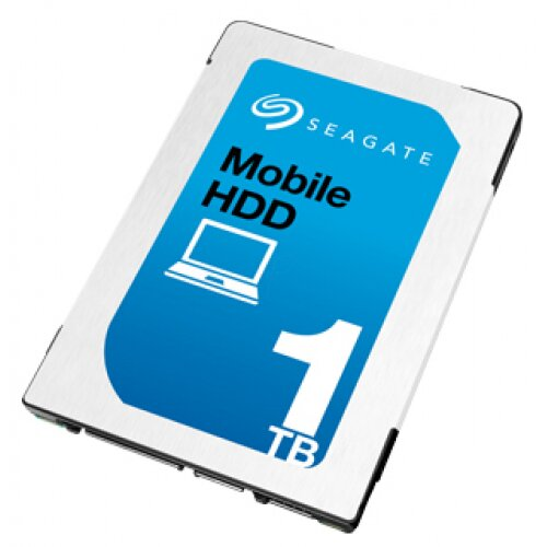 SEAGATE Mobile HDD 2.5'' 1To 5400rpm 128Mo