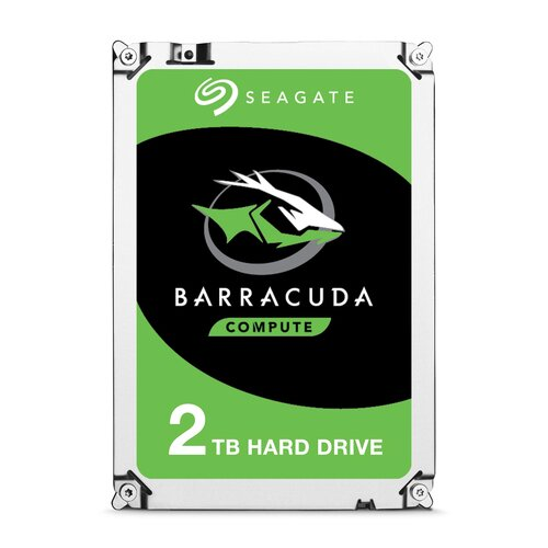 SEAGATE Barracuda 2To 7200rpm 256Mo cache