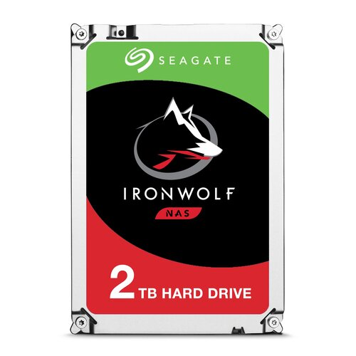 Seagate ST2000VN004 2To NAS 5900trs SATA 600mb/s