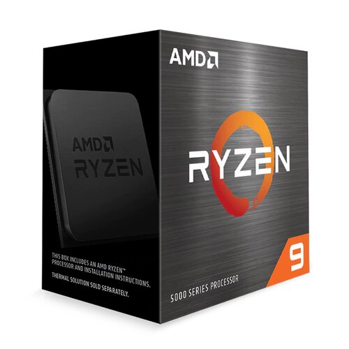 AMD Ryzen 9 5900X up to 4.8Ghz 12 Coeurs + HT 70Mo Cache