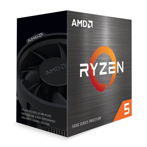 AMD Ryzen 5 5600X AM4 up to 4.6Ghz 6 Coeurs + HT 32Mo Cache