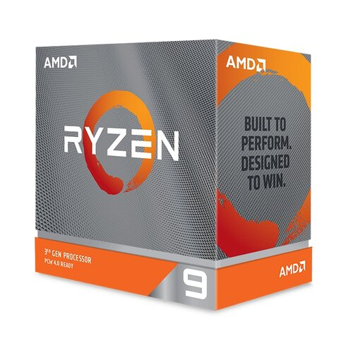 AMD Ryzen 9 3900XT AM4 up to 4.7Ghz 12 COeurs + HT 64Mo cache
