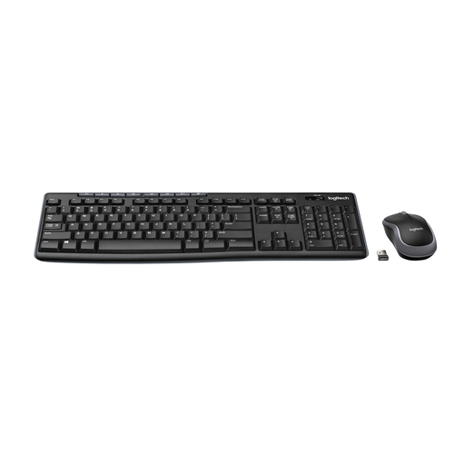 LOGITECH Wireless Combo MK270 - Kit clavier/souris - Sans-fil