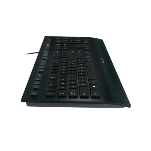 LOGITECH Clavier K280e - Filaire