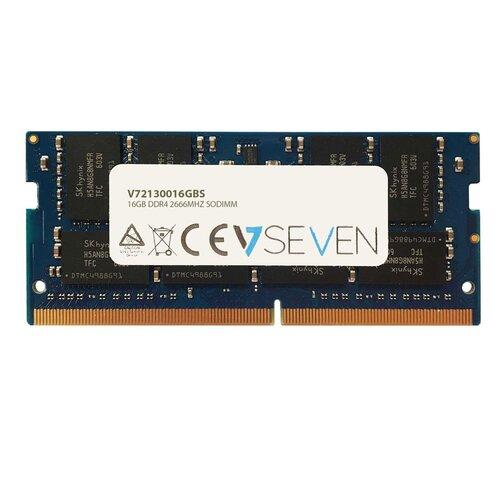 V7 Sodimm DDR4 16GB 2666Mhz PC-21300