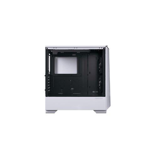 Phanteks Boîter P360A White Mesh, verre trempé ATX