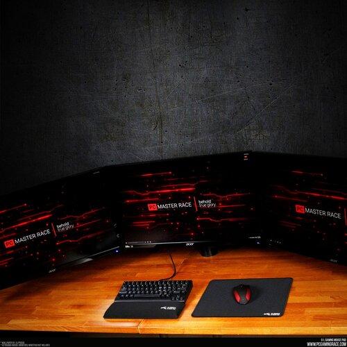Glorious PC Gaming Race Tapis de Souris L 33x28cm