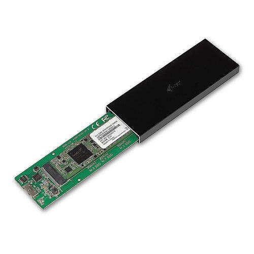 I-TEC Boitier externe My Safe pour SSD M.2 SATA USB 3.0