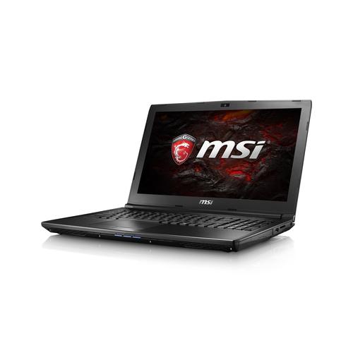 MSi GL62 7RD-280XFR i5-7300HQ/ 8Go/128SSD+1To/GTX1050/15.6/SANS OS